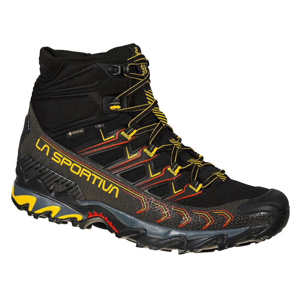 登山・トレッキング, 靴・ブーツ  LA SPORTIVA Ultra Raptor II Mid GTX BlackYellow 34B999100