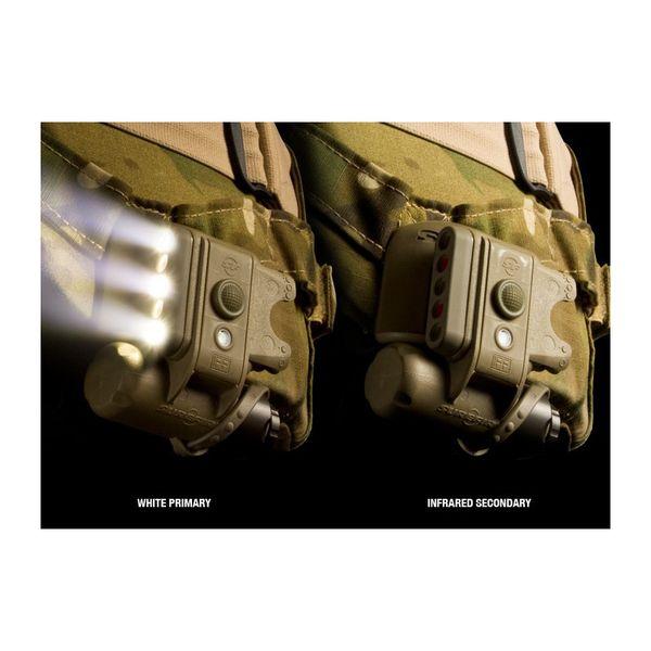 シュアファイア SUREFIRE HL1ヘルメットライトTN Bモデル(ホワイト/IR) [vic2]