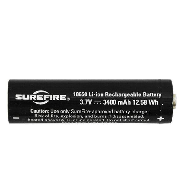 シュアファイア SUREFIRE P1R ピースキーパー用 Li-ionバッテリー [vic2][8/16 13:59まで ポイント5倍]
