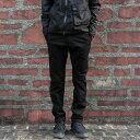 スワーブ SWRVE midweight wwr DOWNTOWN trousers black [ミッドウエイト][ダウンタウン][トラウザー][ロング][パンツ][メンズ][3/11 9:59まで ポイント5倍]