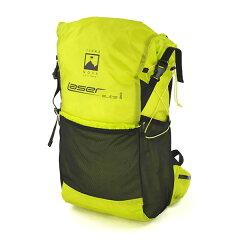 送料無料 TERRA NOVA テラノバ Laser 20 Elite Yellow [レーサー20エリート][イエロー][超軽量][バックパック][登山][トレッキング]