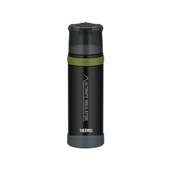 サーモスTHERMOS山専ステンレスボトル500mlマットブラック FFX-501