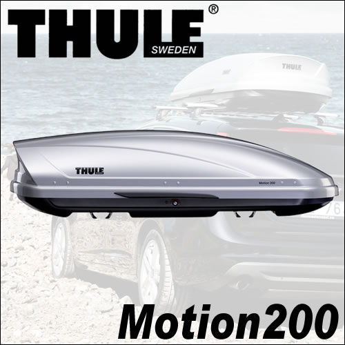 thule motion 200 200. Black Bedroom Furniture Sets. Home Design Ideas
