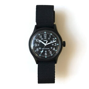 TIMEXタイメックスSSTCamperブラック/ブラック/ブラック