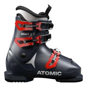 アトミック(ATOMIC) 2018-2019 HAWX JR3 スキーブーツ AE5018740 (Jr)