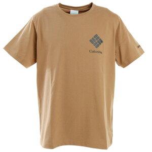 【7/10 0:00-23:59 0のつく日エントリーで5倍〜】 コロンビア(Columbia) tシャツ 半袖 タクフォークショートスリーブ PM1896 257 (Men's)