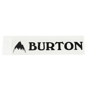 バートン(BURTON) 17638100001 16 JPN ロゴステッカー BLACK (Men's、Lady's、Jr)
