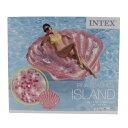 インテックス(INTEX) 【多少の傷汚れありの為大奉仕】ピンク シーシェル アイランド フロート 19 57257 (メンズ、レディース、キッズ) 3
