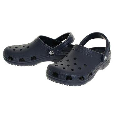 クロックス(crocs) クラシック クロッグ Navy #10001-410 (Men's、Lady's)