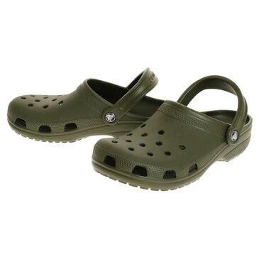 クロックス(crocs) クラシック クロッグ AGrn #10001-309 (Men's、Lady's)