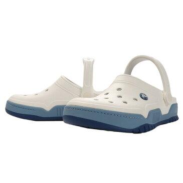 クロックス(crocs) Front Court WhiBlu #14300-179 (Men's)