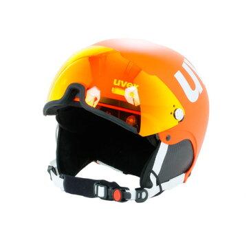 ウベックス(UVEX) hlmt 500 visor OG 566213 80 Mウインター衣料小物 ヘルメット スキー スノーボード (Men's)