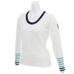アンパスィ セーター (レディースセーター) 2014FS/C1 11 【14春夏】【Ladies】