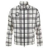 フィドラ(FIDRA) ゴルフウェア アウター チェックフルジップジャケット FDA0101-WHT (Men's)