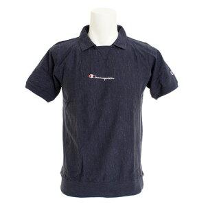 チャンピオン(CHAMPION) ゴルフウェア メンズ リバースウィーブ ガゼットポロシャツ C3-PG312 370 (Men's)