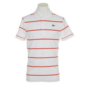 【ポイント最大14倍!0のつく日限定!エントリー要】ラコステ(LACOSTE) 【多少の傷汚れありの為大奉仕】【海外サイズ】ゴルフウエア メンズ POLOS DH6339L-XAV 半袖ポロシャツ (Men's)