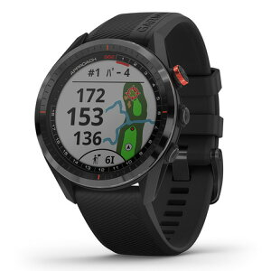 ガーミン(GARMIN) アプローチS62 Black 010-02200-20 (Men's、Lady's)