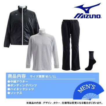 ミズノ(MIZUNO) 2019年新春福袋 MIZUNO ゴルフ メンズ福袋 52JH855009 (Men's)
