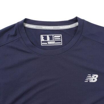 【20日限定!最大5倍!エントリー要】ニューバランス(new balance) Tシャツ メンズ ランニングコア 半袖Tシャツ MT73916PGM オンライン価格 (Men's)