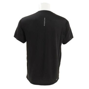 【20日限定!最大5倍!エントリー要】ニューバランス(new balance) Tシャツ メンズ アクセレレイト半袖グラフィックTシャツ AMT83174BK オンライン価格 (Men's)