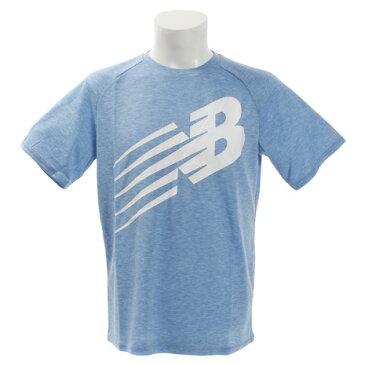 【20日限定!最大5倍!エントリー要】ニューバランス(new balance) Tシャツ メンズ アクセレレイトJETNBグラフィックショートスリーブTシャツ JMTR9126LCT オンライン価格 (Men's)