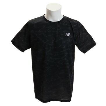 【20日限定!最大5倍!エントリー要】ニューバランス(new balance) Tシャツ メンズ Hanzo プリントショートスリーブTシャツ AMT93181CMO (Men's)