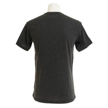 【20日限定!最大5倍!エントリー要】ニューバランス(new balance) Tシャツ メンズ DIGDEEP ヘザーテックショートスリーブTシャツ AMT83056BK オンライン価格 (Men's)