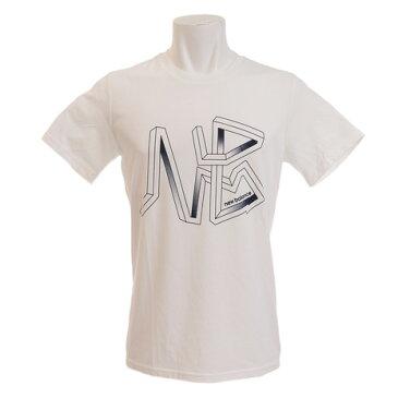 【20日限定!最大5倍!エントリー要】ニューバランス(new balance) グラフィックヘザーテックTシャツ AMT81083WT オンライン価格 (Men's)