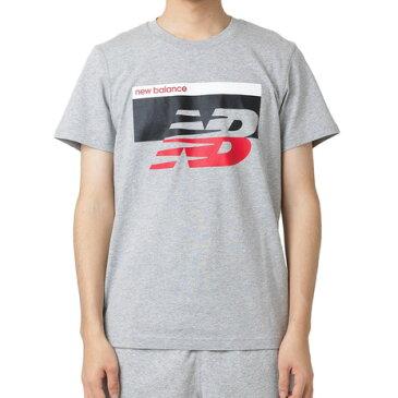 【20日限定!最大5倍!エントリー要】ニューバランス(new balance) エッセンシャルブレーカーTシャツ AMT91592AG (Men's)