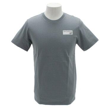ニューバランス(new balance) クラシックTシャツ AMT81553SLA 半袖 オンライン価格 (メンズ)