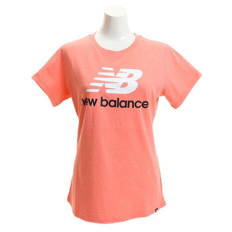 4月14日15:59有名プロ優勝企画 5倍  ニューバランス(newbalance)Tシャツ半袖NBロゴAWT81536FIJ