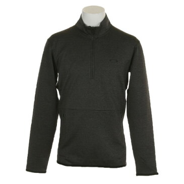 オークリー(OAKLEY) HALF ZIP GOLF FLEECE 461662-25B (Men's)