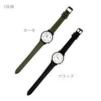 定形外送料無料フォローFLATe02820a腕時計レディース見やすいシンプルカジュアルおしゃれ電池寿命4年