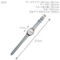 定形外便送料無料フォローfragolah00920s腕時計レディース見やすいシンプルカジュアルおしゃれ