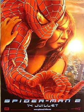スパイダーマン2 =Sサイズ=ポスター 映画 ヴィンテージ 海外ポスター