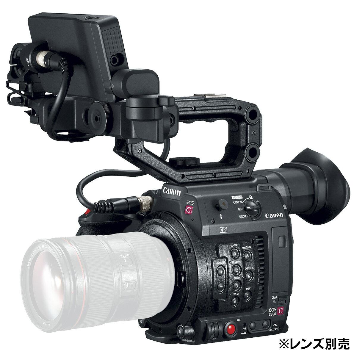 カメラ・ビデオカメラ・光学機器, 業務用ビデオカメラ CanonCanon EOS C200