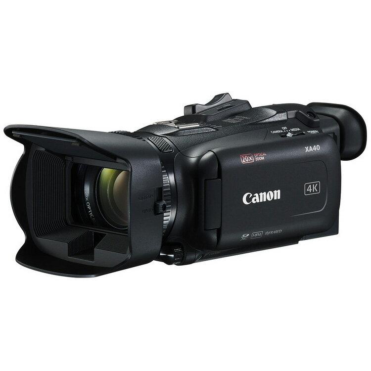 カメラ・ビデオカメラ・光学機器, 業務用ビデオカメラ CanonCanon XA40