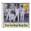 CDDown Town Boogie Woogie Band(ダウン・タウン・ブギウギ・バンド)Best SelectionBSCD-0040
