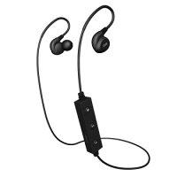 Bluetooth イヤーフック型 ワイヤレスイヤホン BTE-A2000BK
