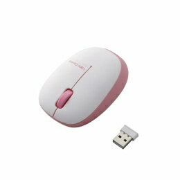 エレコム ワイヤレスBlueLEDマウス M-BL20DBPN 【RCP】【AS】送料込みで販売!