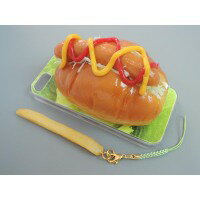 日本職人が作る 食品サンプルiPhone5cケース ホットドッグ IP-184 送料込みで販売!