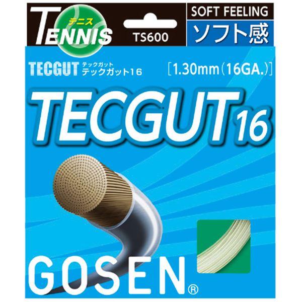 GOSEN(ゴーセン) テックガット テックガット16 TS600W20P!:生活雑貨のお店!Vie-UP