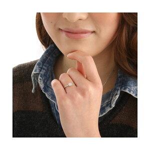 K14WG(ホワイトゴールド)ダイヤモンドセブンスターリング15号【DS】送料込!【前払・同梱・ラッピング】