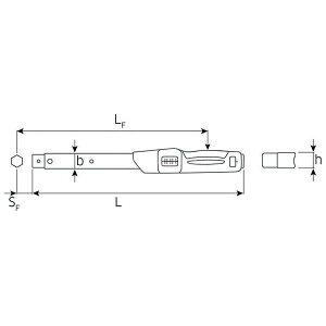 STAHLWILLE(スタビレー)730N/12トルクレンチ(25-130NM)(50181012)送料無料!