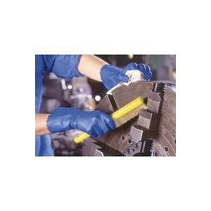 (業務用400セット) ショーワグローブ ゴム手袋ブルーフィット Lサイズ 181!:生活雑貨のお店!Vie-UP