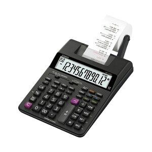 カシオ計算機プリンター電卓HR-170RC-BK送料無料!