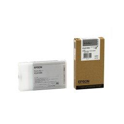 (まとめ) エプソン EPSON PX-P/K3インクカートリッジ ライトグレー 220ml ICLGY39A 1個 【×10セット】 送料無料!