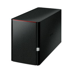 バッファロー LinkStationfor SOHO 3年保証 RAID機能 ネットワークHDD 2ドライブ 6TB LS220DN0602B 1台
