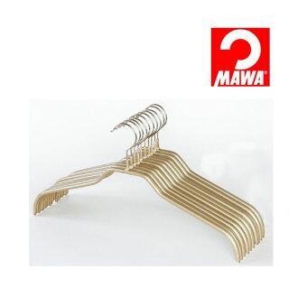 椰樹 (Mała),10 預訂設置的 mawahanger 防滑衣架衣架女士金