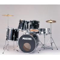 初心者の方にも最適なセット!MX-116 MAXTONE(マックストーン) ドラムセット 送料込!【代引・...